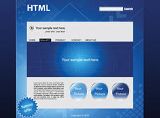 HTML Templates